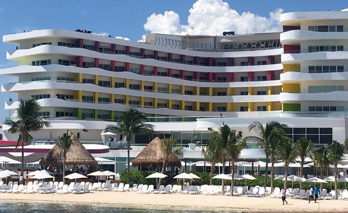 Thank Swinger hotel cancun think, that