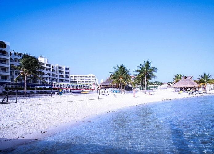 Aquamarina Beach Cancun Beach View