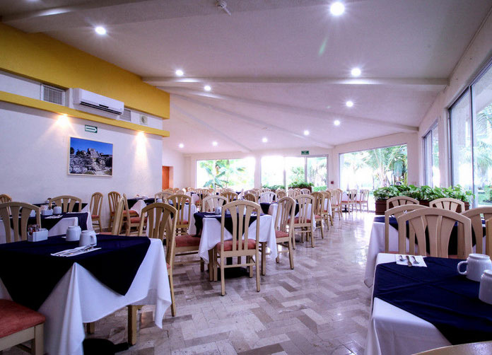 Aquamarina Beach Cancun Restaurant
