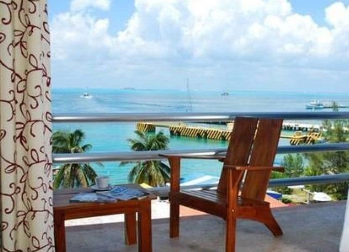 Bahia Chac Chi Isla Mujeres Balcony
