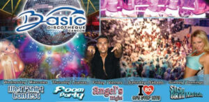 Basic Nightclub Cancun and G Spot Nightclub Cancun
