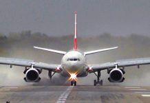 Cancun Airport Landing Videos
