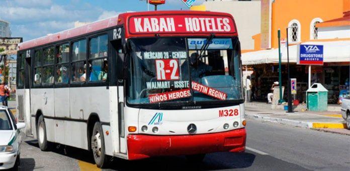 Cancun Bus