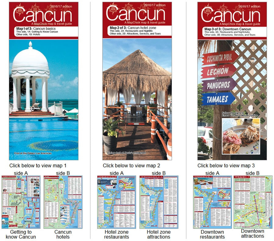 The Best Maps for Cancun and Riviera Maya | Cancuncare Ics Of Cancun Hotel Map on