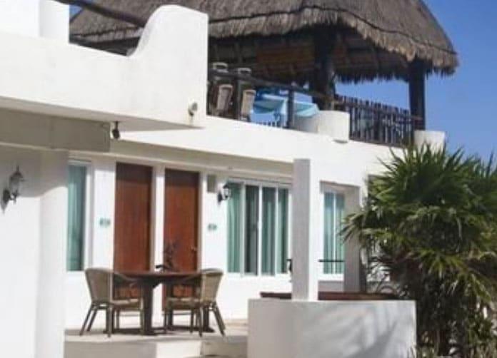 Casa Ixchel Isla Mujeres Front
