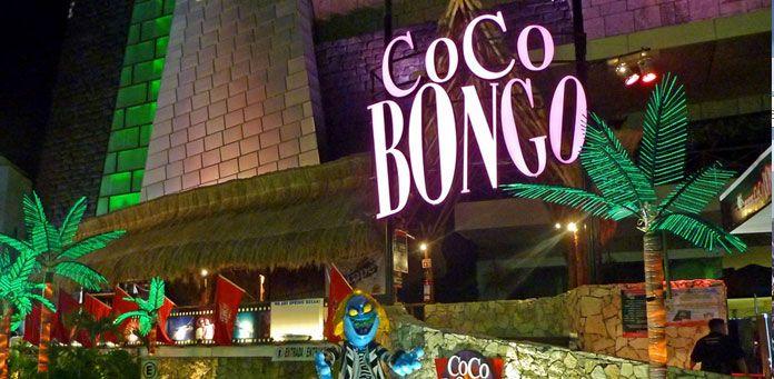 Coco Bongo Cancun