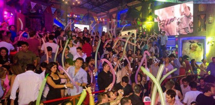 Cuncrawl Cancun Bar Crawl