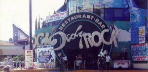 Dady Rock Cancun Nightclub