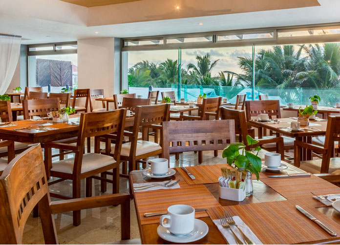Flamingo Cancun Restaurant
