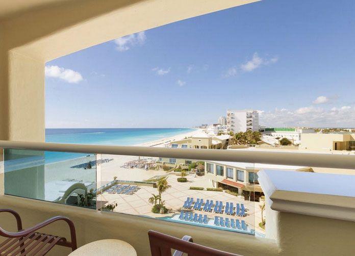 Gran Caribe Resort Cancun Balcony