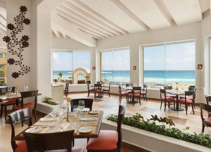 Gran Caribe Resort Cancun Buffet