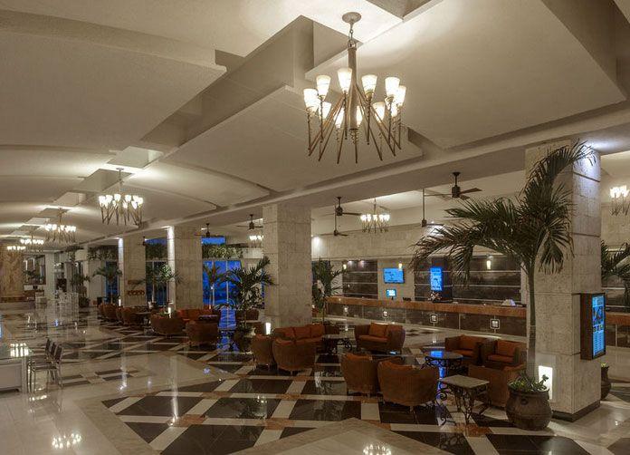 Gran Caribe Resort Cancun Lobby