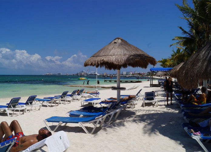 Imperial Las Perlas Cancun Beach View