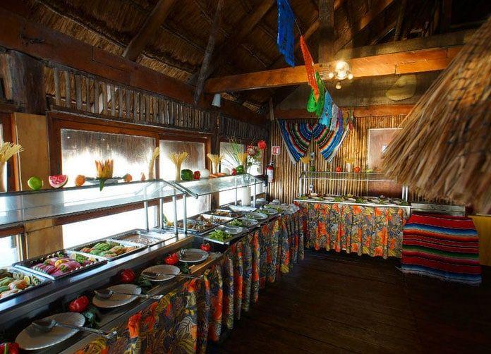 Imperial Las Perlas Cancun Buffet