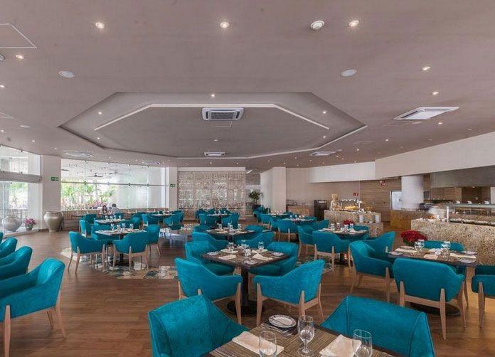 Isla Mujeres Palace Restaurant