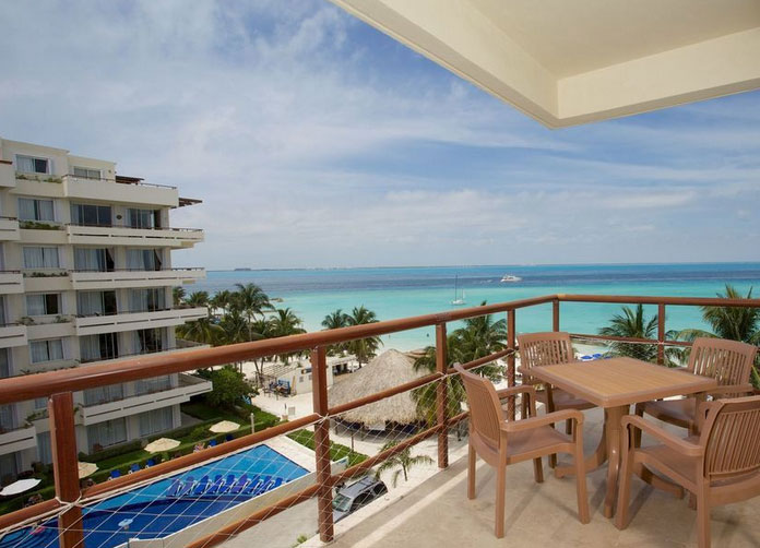 Ixchel Beach Balcony