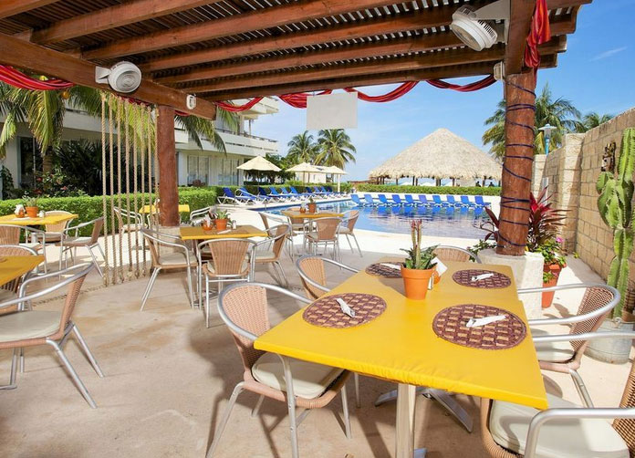 Ixchel Beach Restaurant
