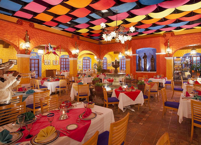 Krystal Cancun Restaurant