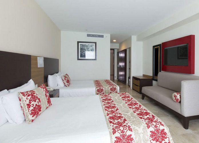 Krystal Cancun Twin Room