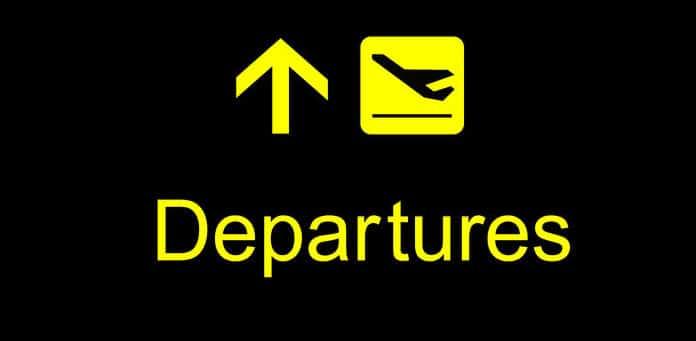 Cancun Flight Departures