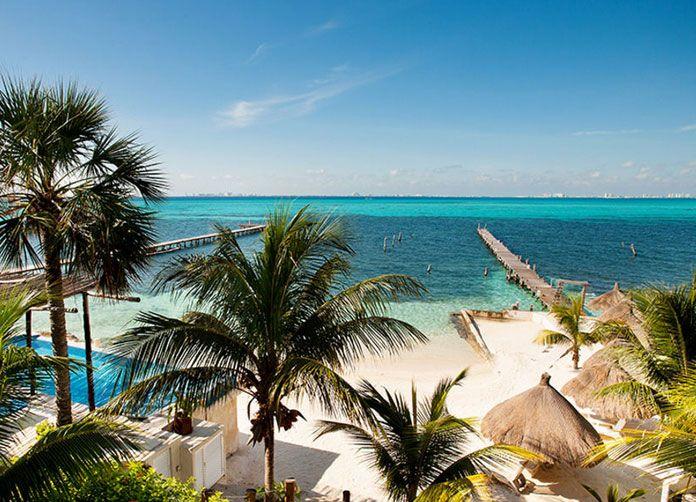 Maria's Kan Kin Hotel Isla Mujeres Beach
