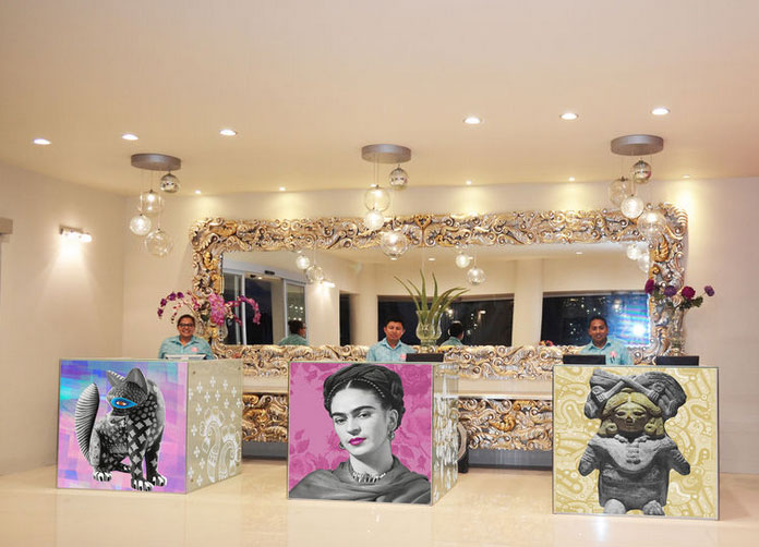 Mia Reef Isla Mujeres Lobby