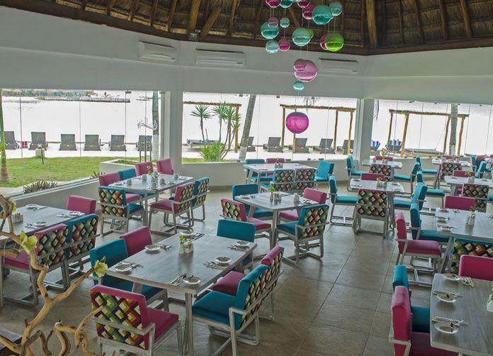 Mia Reef Isla Mujeres Restaurant