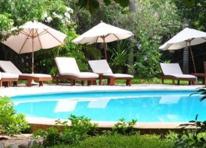 Na Balam Isla Mujeres Pool