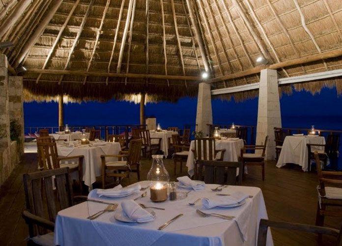Na Balam Isla Mujeres Restaurant