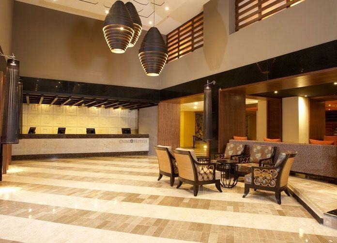 Omni Cancun Lobby