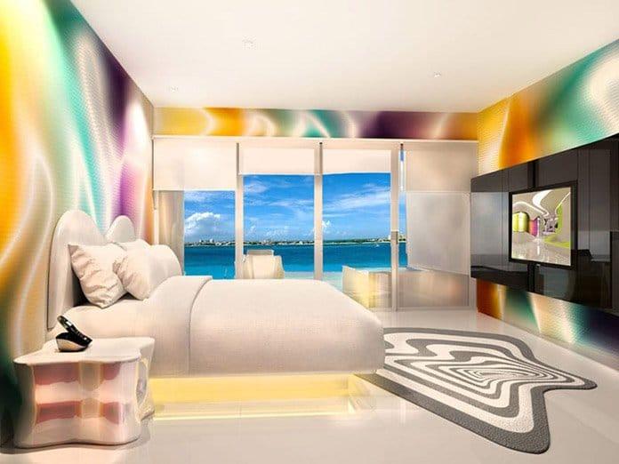 Temptation Resort Plush Room Jacuzzi Ocean View