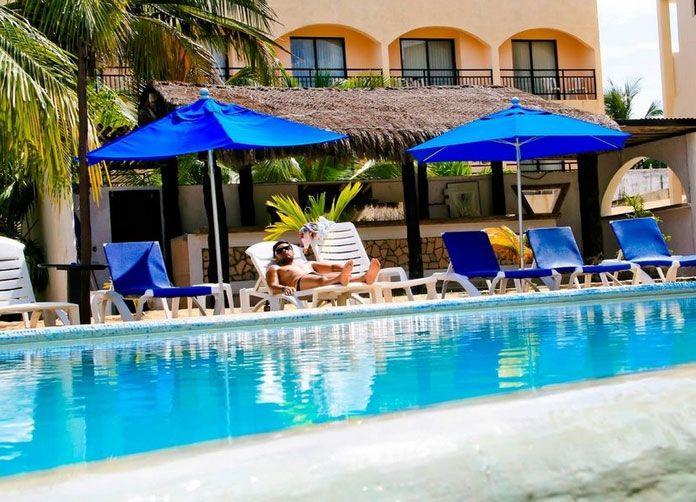 Posada del Mar Isla Mujeres Pool