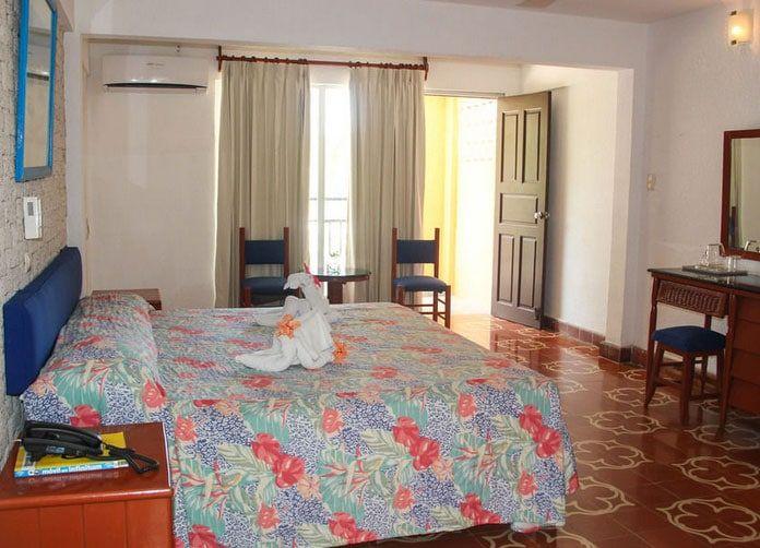 Posada del Mar Isla Mujeres Room
