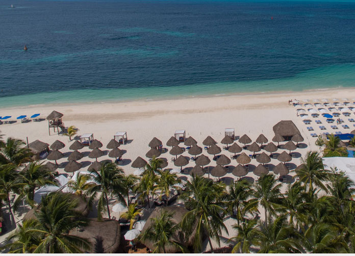 Privilege Aluxes Isla Mujeres Beach