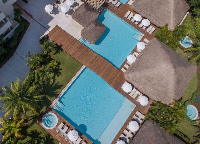 Privilege Aluxes Isla Mujeres Pools