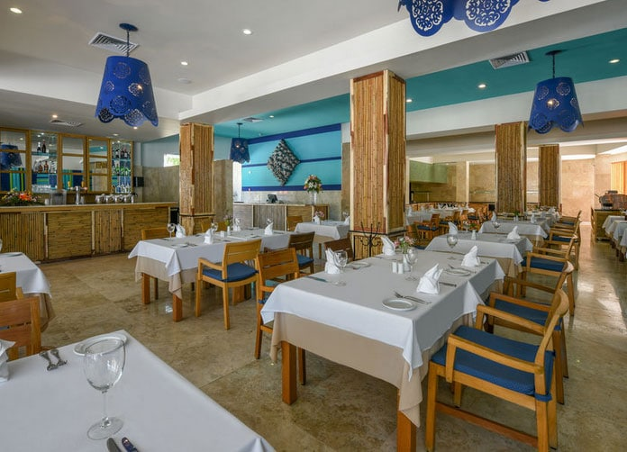 Privilege Aluxes Isla Mujeres Restaurant