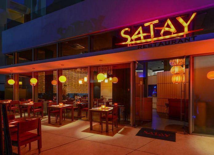 Privilege Aluxes Isla Mujeres Satay Restaurant