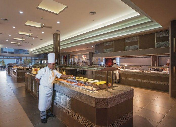 Riu Cancun Buffet
