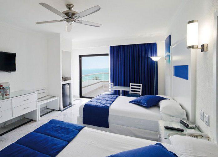 Riu Caribe Cancun Twin Room