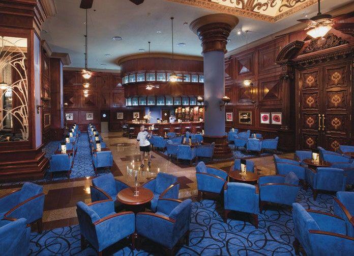 Riu Palace Las Americas Bar