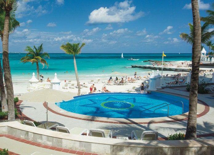 Riu Palace Las Americas Beach