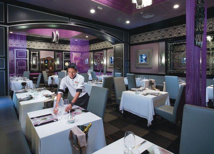 Riu Palace Las Americas Restaurant