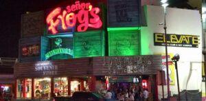 Senor Frogs Cancun