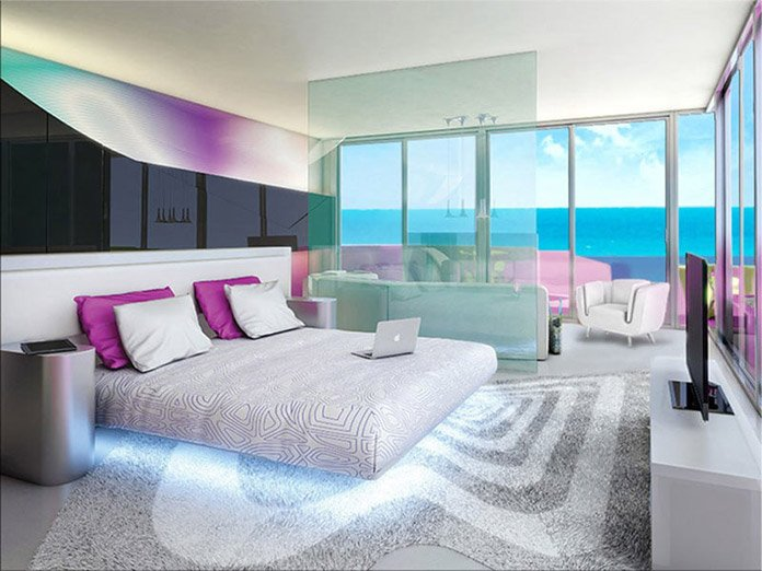 Temptation Resort Cancun Suite