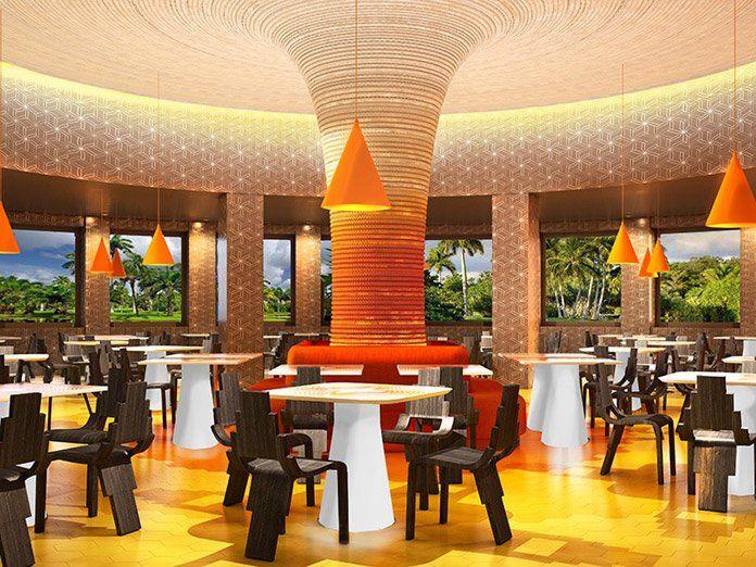 Temptation Resort Cancun Restaurant