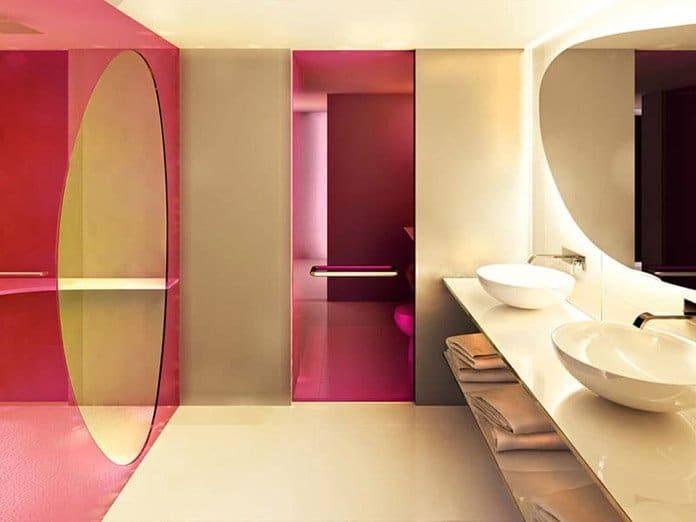 Temptation Resort Seduction Room Bathroom