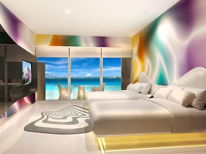Temptation Resort Trendy Ocean View