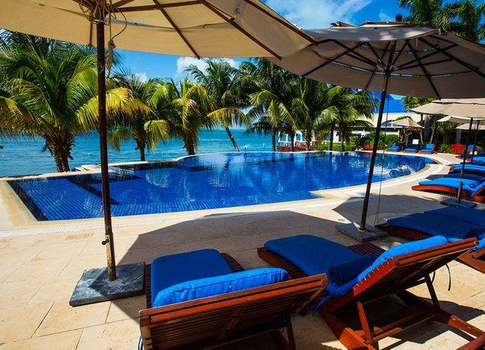 Zoetry Villas Rolandi Isla Mujeres Pool