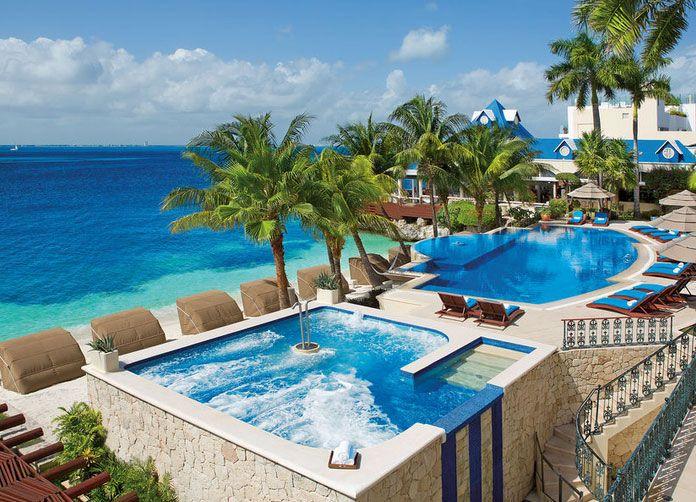 Zoetry Villas Rolandi Isla Mujeres Pools