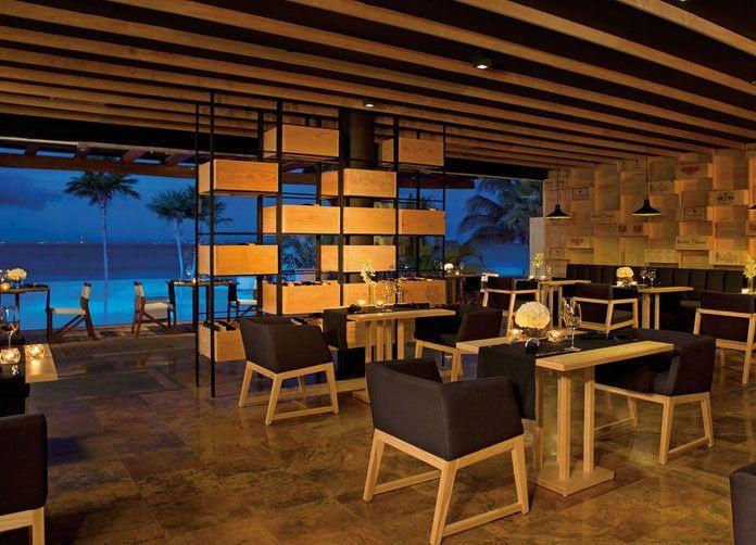 Zoetry Villas Rolandi Isla Mujeres Restaurant